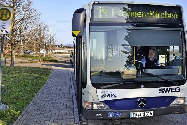 Der Gemeindebus wird kaum genutzt