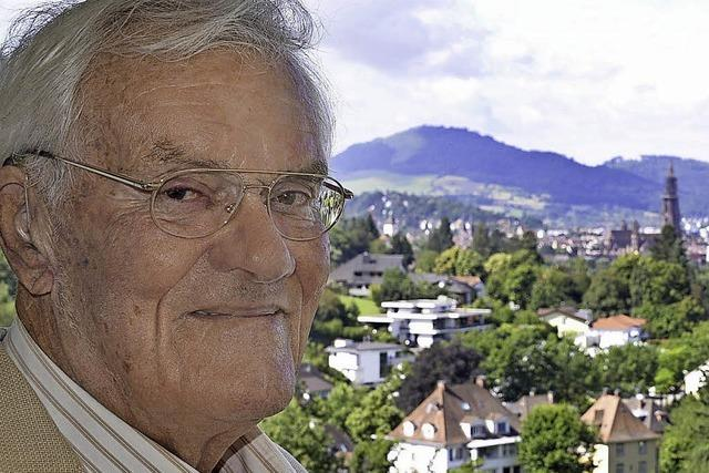 Alt-Stadtrat Walter Kolb wird 90 Jahre alt