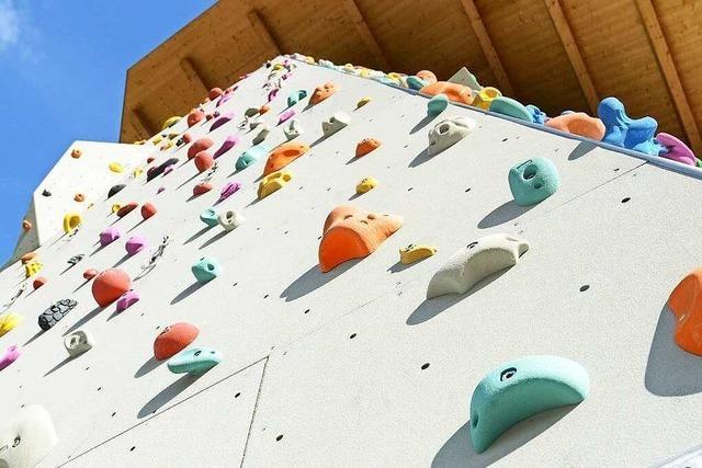 BZ-Hautnah: Fest beim Kletterturm in Lahr