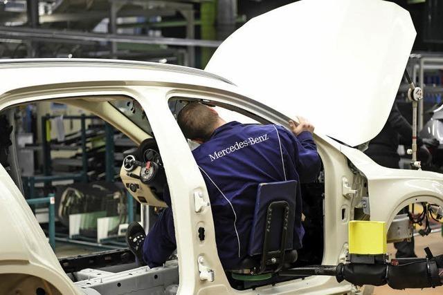 Haben Autobauer Einkaufspreise abgesprochen?