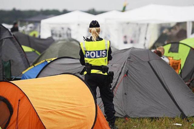 Schweden: Massenübergriffe durch Flüchtlinge