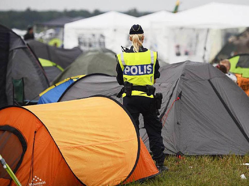 Die Ruhe trügt: Auf Festivals in Schwe...xuellen Übergriffen durch Flüchtlinge.  | Foto: dpa