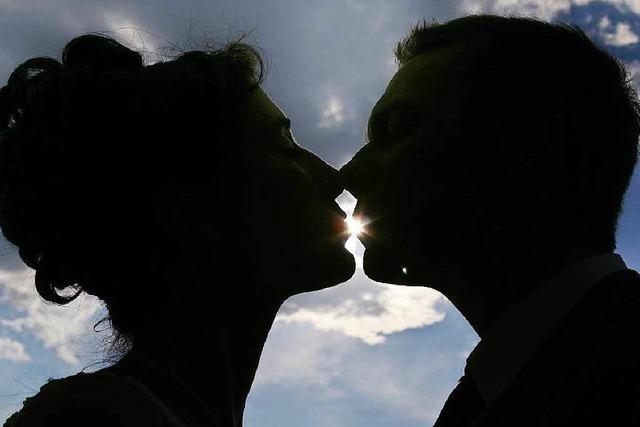 Warum küssen Menschen eigentlich so gern?