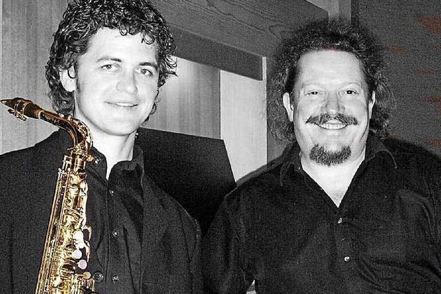BZ GLÜCK: Saxophon und Orgel: ein Klangerlebnis