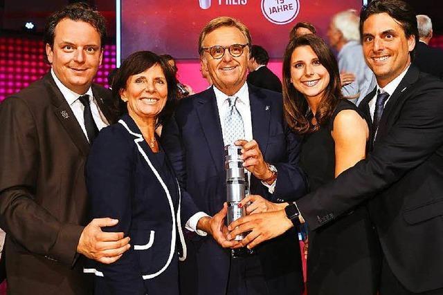 Europa-Park-Inhaber Roland Mack erhält den Deutschen Gründerpreis
