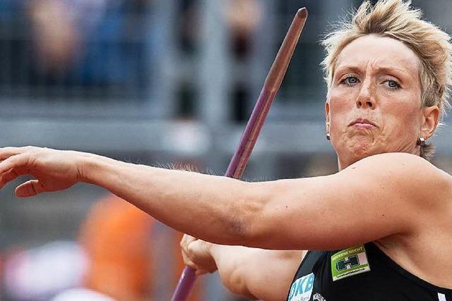 Olympische Spiele: Letzte Chance für Christina Obergföll