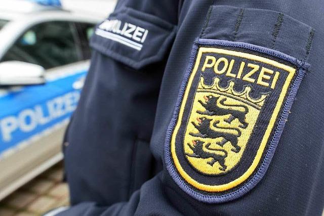 Polizeistreife stößt auf Widerstand im Lörracher Stadtgebiet