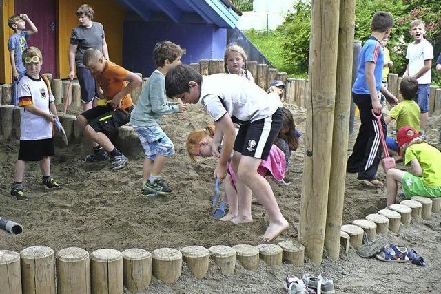 Kindergarten und Schule kooperieren