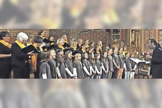 SunriSing Chor sorgt für Gänsehaut-Feeling