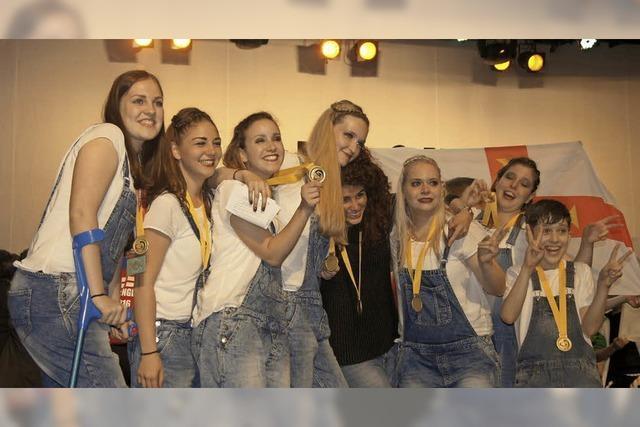 Dance-World-Cup geht nach Lahr