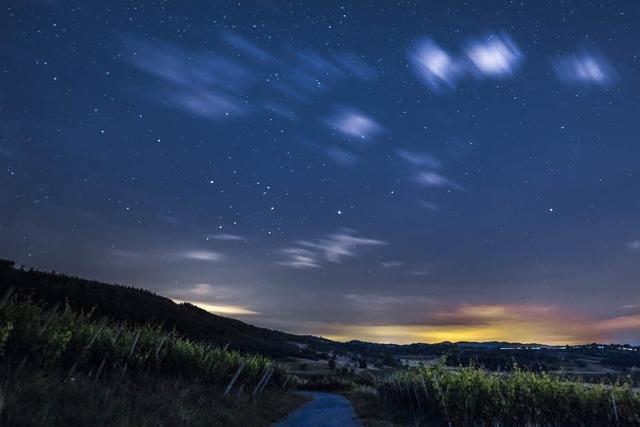 Sternennacht über Münchweier