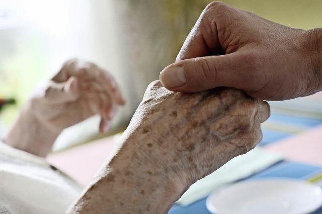 Steuerung in der Pflege rechnet sich