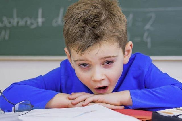 In einigen Schulen fällt am Freitag die erste Stunde wegen des EM-Halbfinales aus