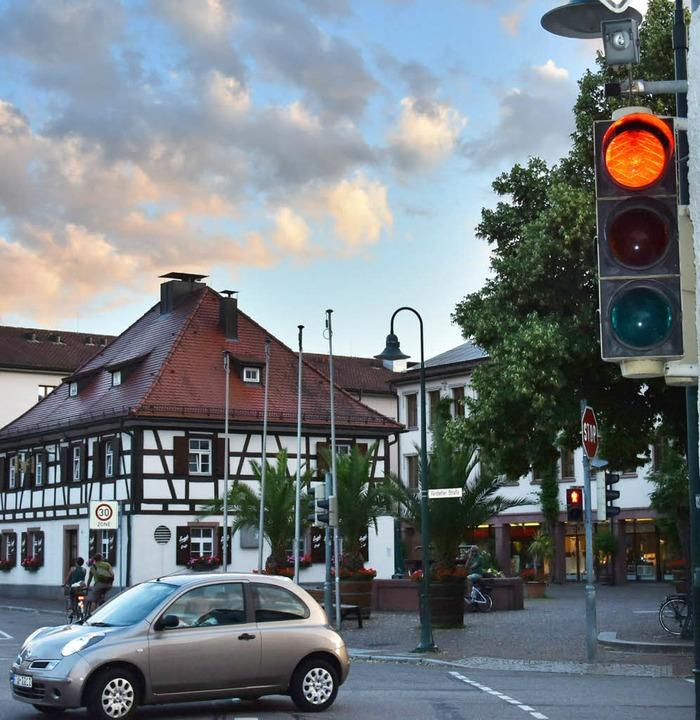 Neue Ampeln für mehr Sicherheit - Gundelfingen - Badische Zeitung