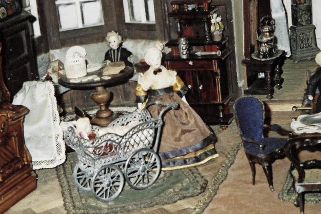 Das Museum wird zur großen Puppenstube