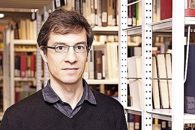 Olivier Richard spricht über die Dekapolis im Elsass