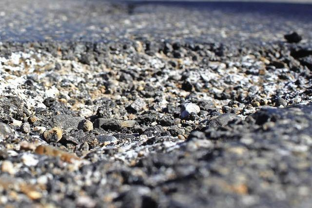 30 000 Euro weniger für Sanierung von Straßen