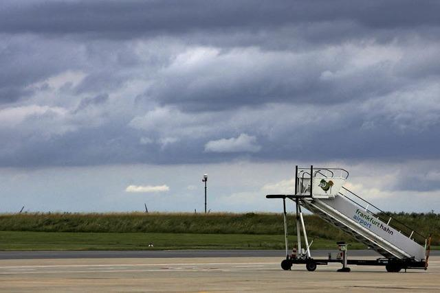 Der Verkauf des Flughafens Hahn ist geplatzt