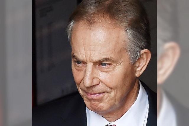 Überraschend harte Vorwürfe gegen Tony Blair