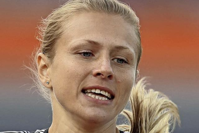Stepanowa gibt Rennen auf
