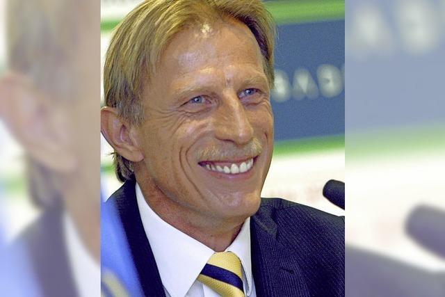 Rumänen wollen Christoph Daum