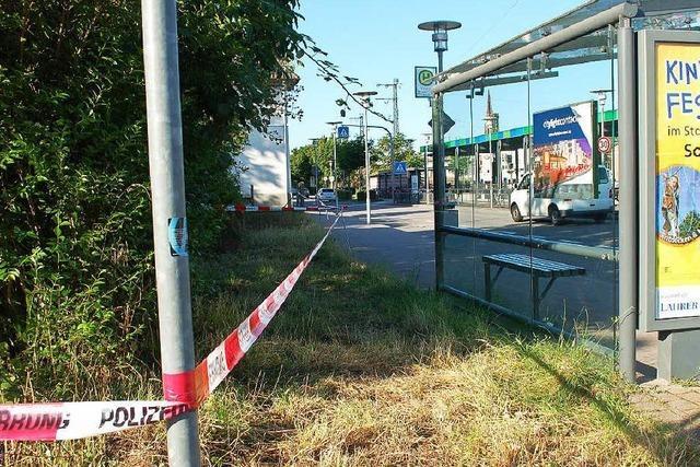Offenburg: Toter Mann lag über Tage im Gebüsch