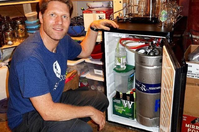 Wie ein Freiburger in Oregon als Bierbrauer durchstartet
