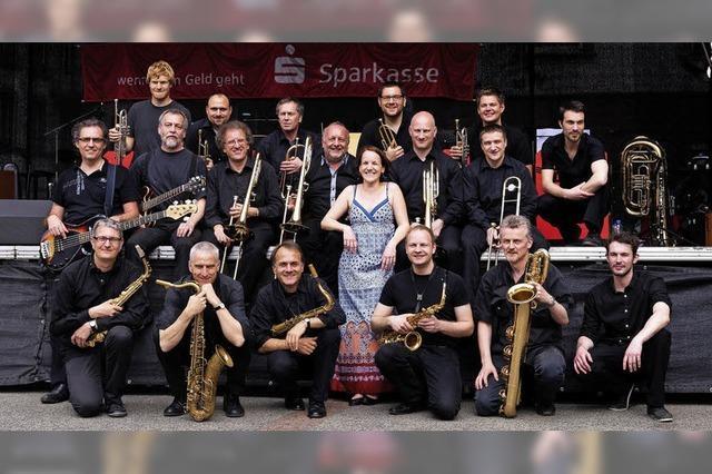 Matinee-Konzert mit The Big Sound Orchestra im Jazztone