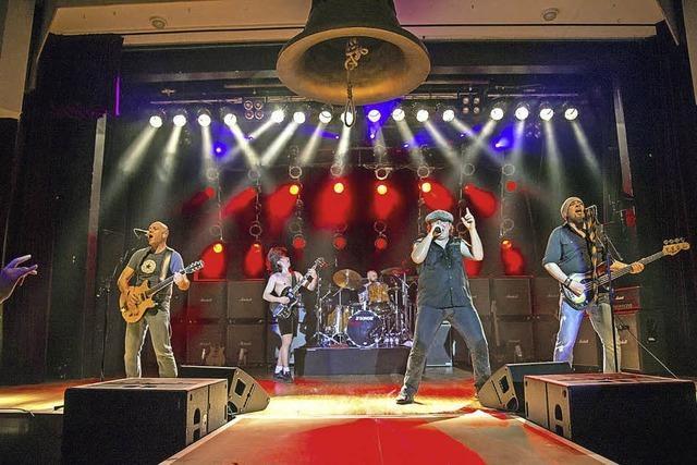 Scorpions und AC/DC performed by Scorpions Tribute Band und Barock in Müllheim