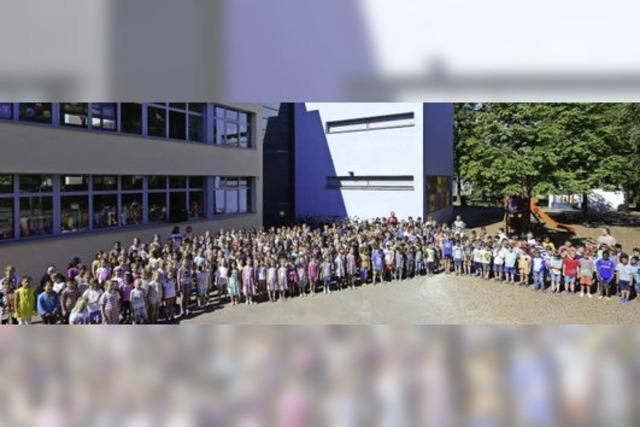 Die Loretto-Grundschule feiert 50. Schuljubiläum