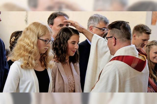 Katholiken mit allen Rechten und Pflichten