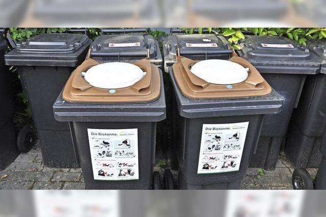 Müllabfuhr wird demnächst teurer