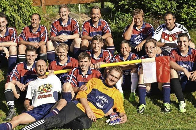 In Fischbach wohnen die besten Fußballer
