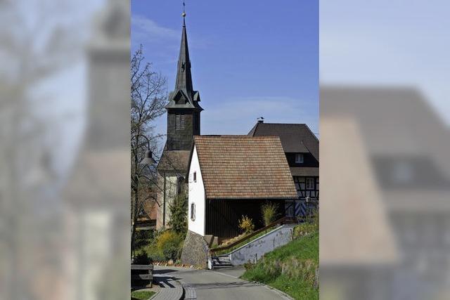 Das kleinste Dorf im Kreis entdecken