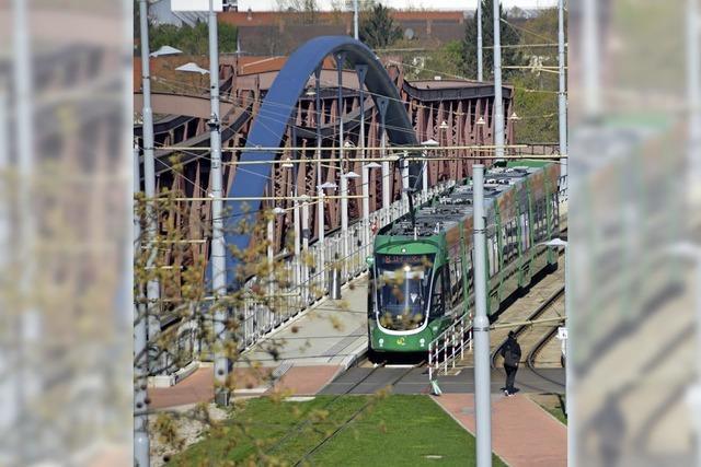 Stadt setzt auf Kreiszuschuss für Tramverlängerung