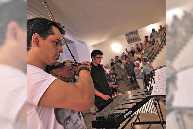 Philharmonisches Orchester lädt am Samstag zum Orchestertag