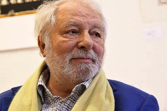 Der leidenschaftlichen Genießer Wolfram Siebeck ist tot