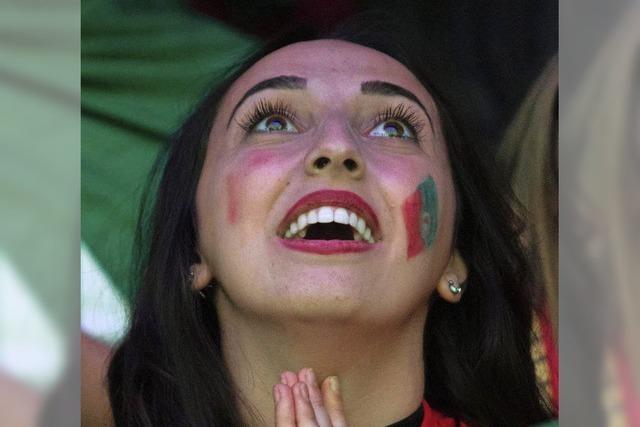 Erstmals seit 2004 steht Portugal wieder in einem Endspiel - auch dank Ronaldo