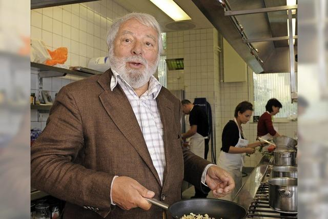 Zum Tod des Gastronomiekritikers Wolfram Siebeck