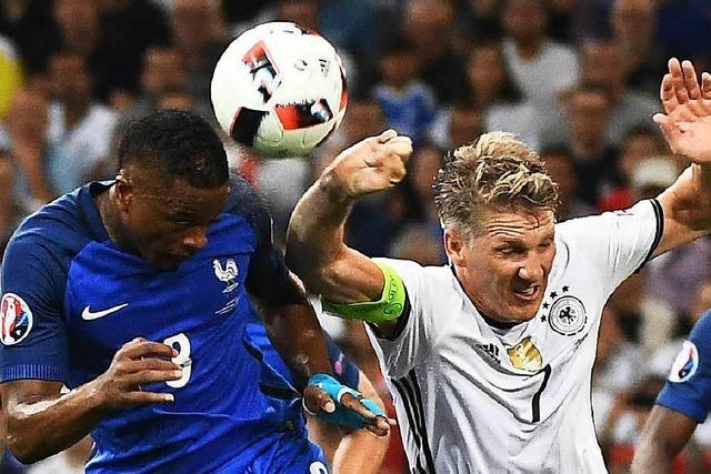 Tweets zur 0:2-Niederlage gegen Frankreich
