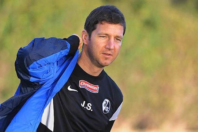 SC-Sportvorstand Jochen Saier über Neuzugänge und Saisonziele