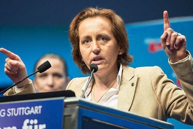 AfD-Politikerin Storch empört mit Tweet über Nationalmannschaft