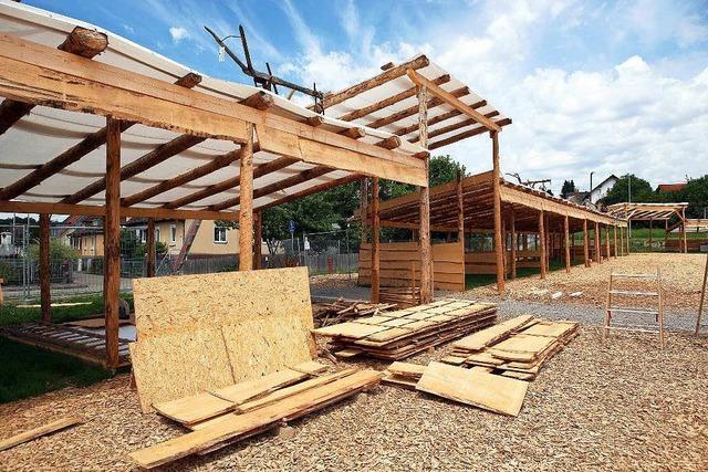 Enttäuschung in Heiligenzell über Abbau der Arkaden