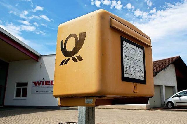 Anwohner berichten von schludrig geleerten Briefkästen