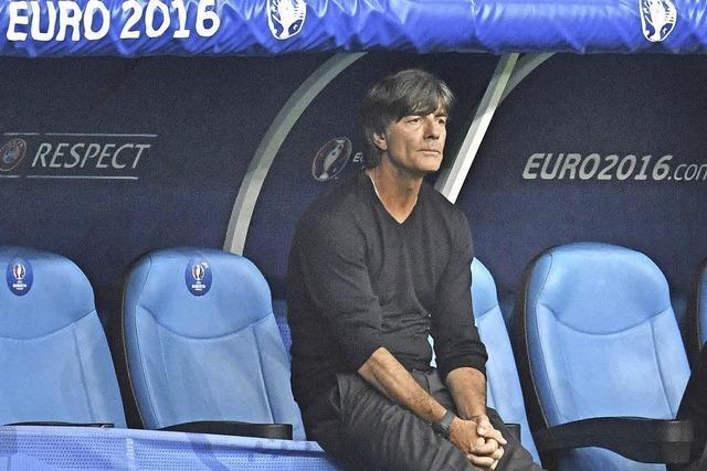 Gute deutsche Mannschaft scheitert nach Flaute im Angriff