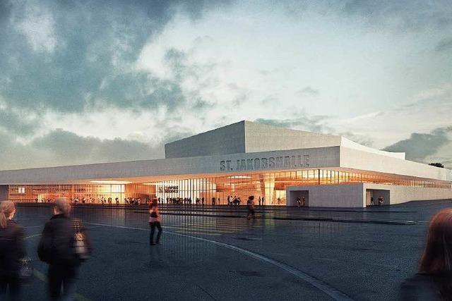 Basler St. Jakobshalle wird saniert – für 100 Millionen Franken