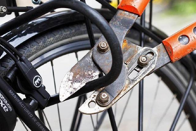 Fahrräder sind begehrte Diebesbeute im Südwesten