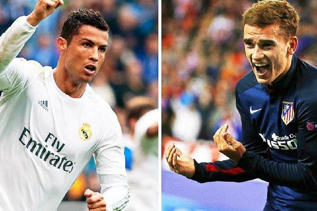 Wer wird Europameister? Portugal und Frankreich im Vergleich