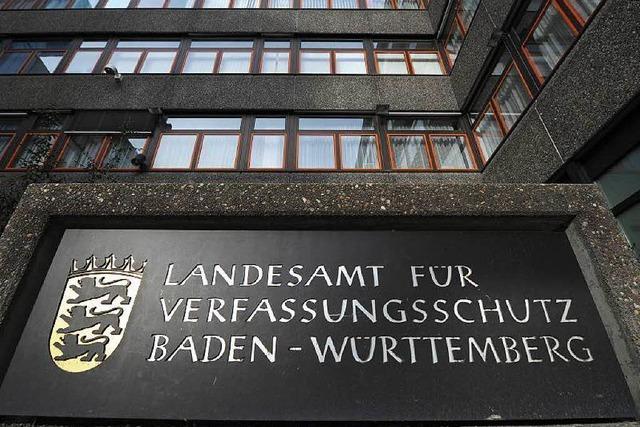 Verfassungsschutz beobachtet Einzelpersonen in AfD