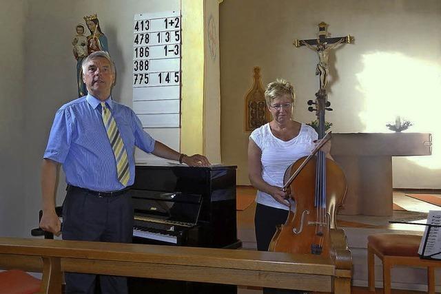 Sanierte Nikolauskapelle in Mauchen eingeweiht